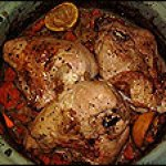 Old faithful: Roast Chicken with Garlic and Lemon