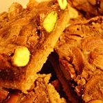 Sweet treats for work: Nutty Chocolate Squares