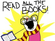 Read ALL the Books