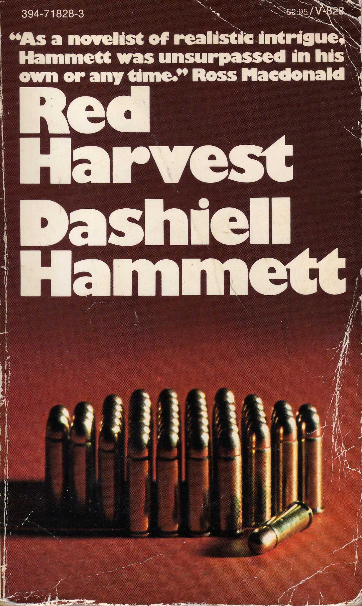 Red Harvest  Dashiell Hammett  Biblioklept