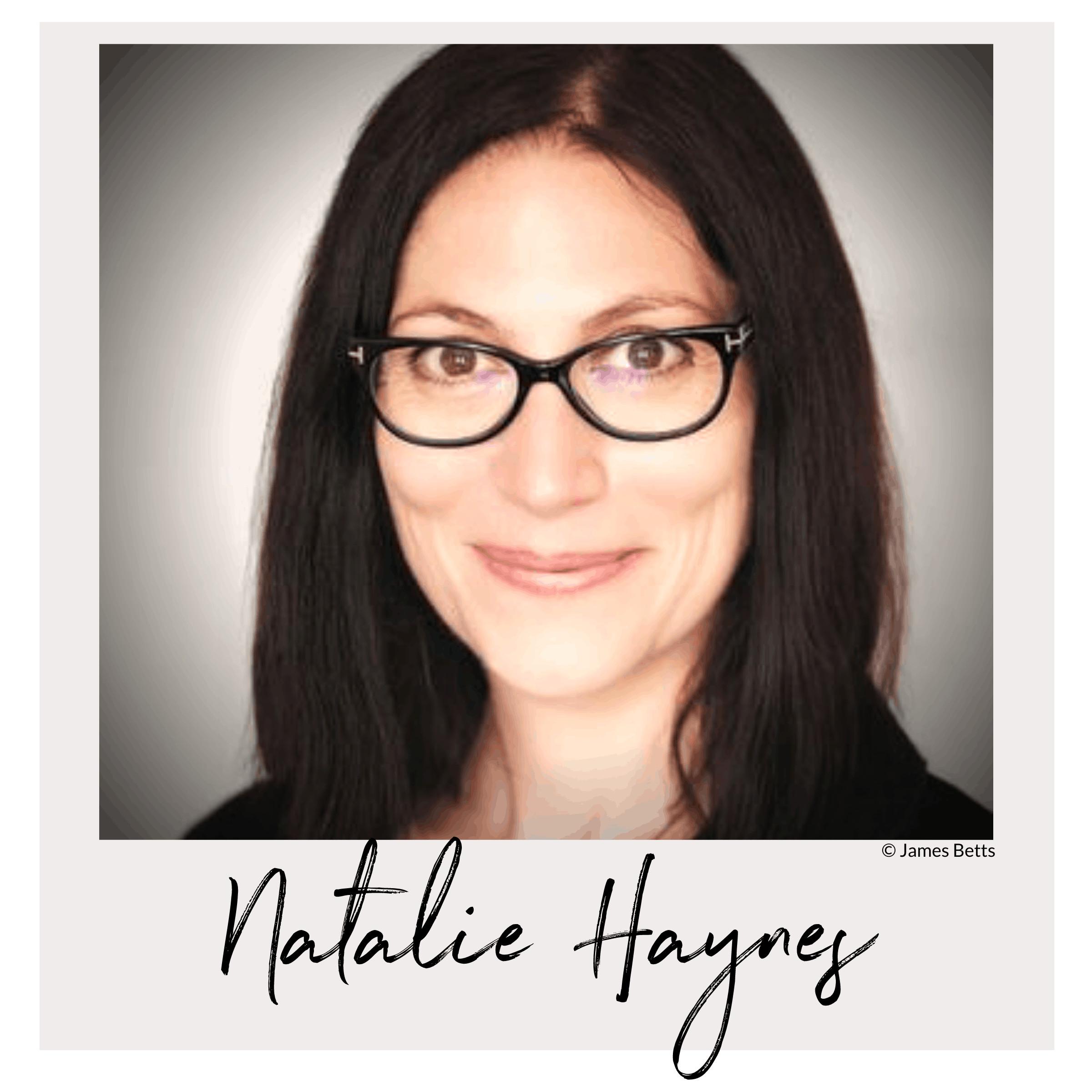 Author Natalie Haynes