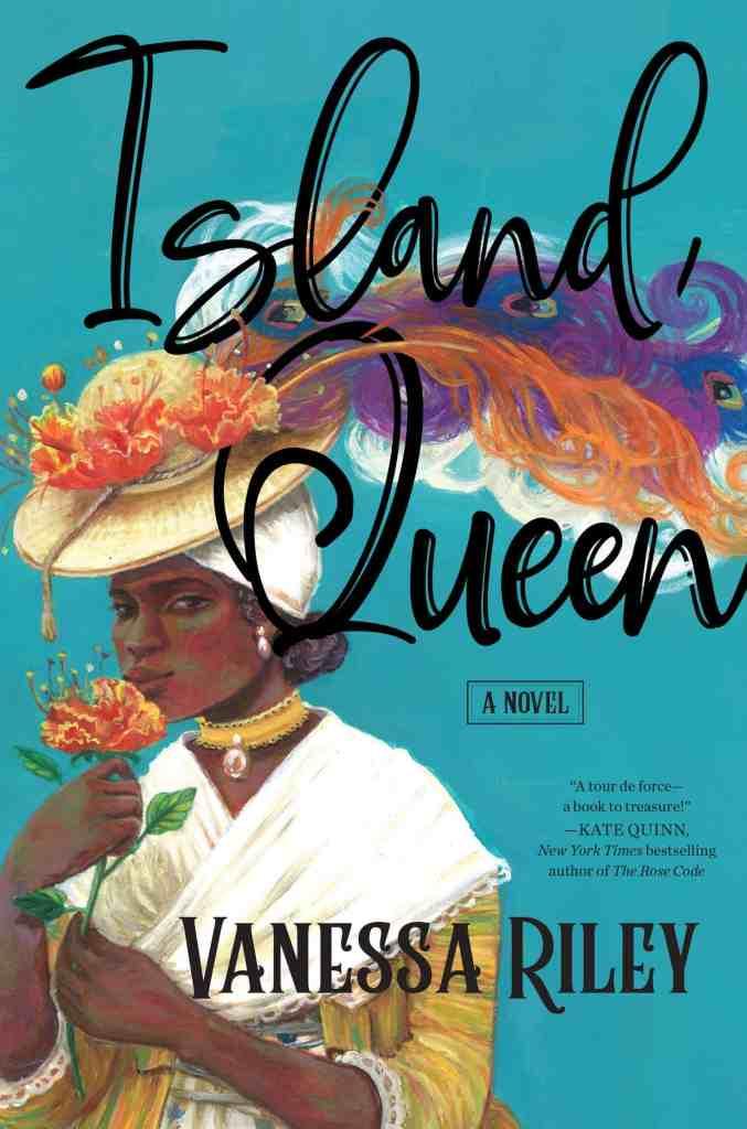 Island Queenby Vanessa Riley