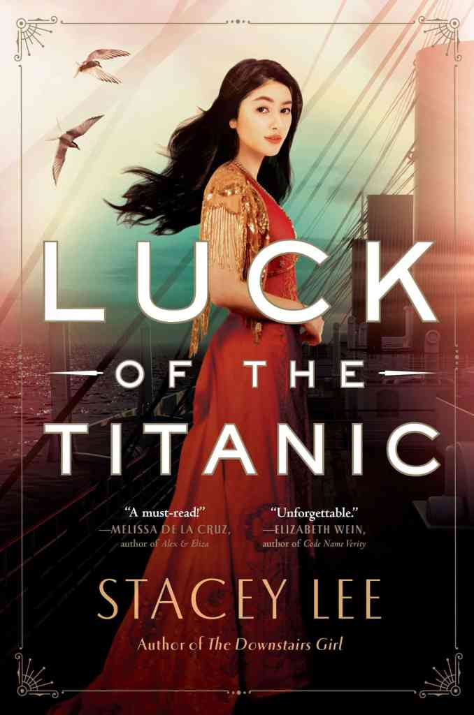 Luck of the Titanic Stacey Lee