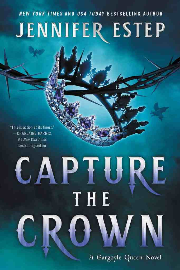 Capture the Crown:A Novel Jennifer Estep