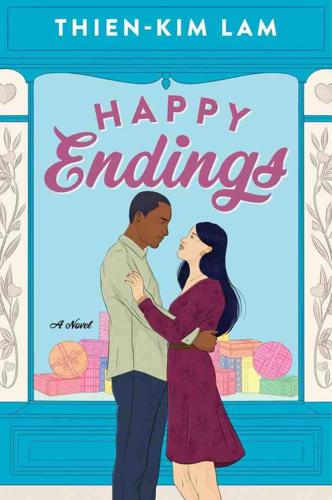 Happy Endings:A Novel Thien-Kim Lam