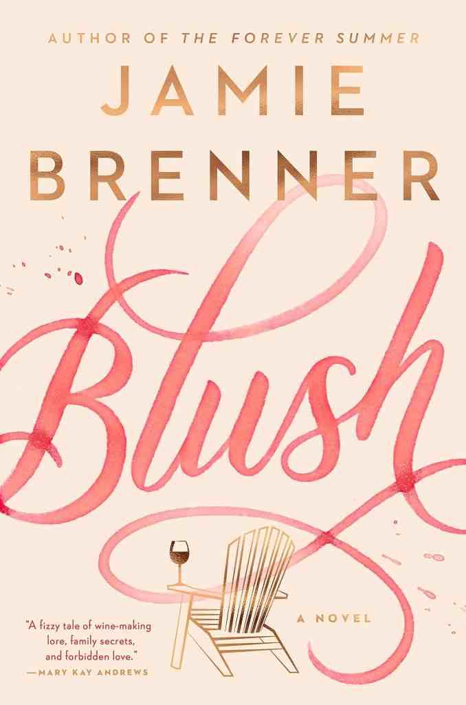 Blush Jamie Brenner
