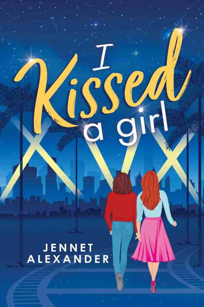 I Kissed a Girl Jennet Alexander
