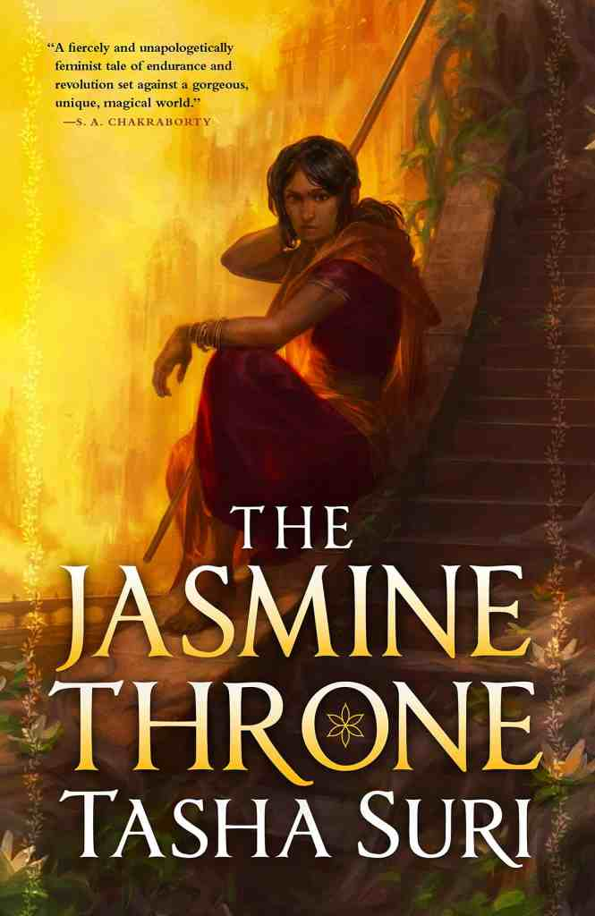 The Jasmine Throne Tasha Suri