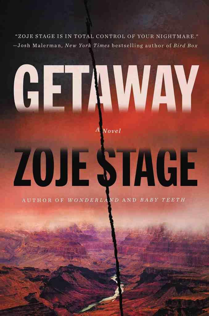 Getaway Zoje Stage