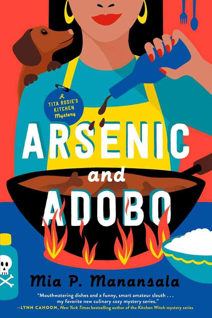 Arsenic and Adobo Mia P. Manansala