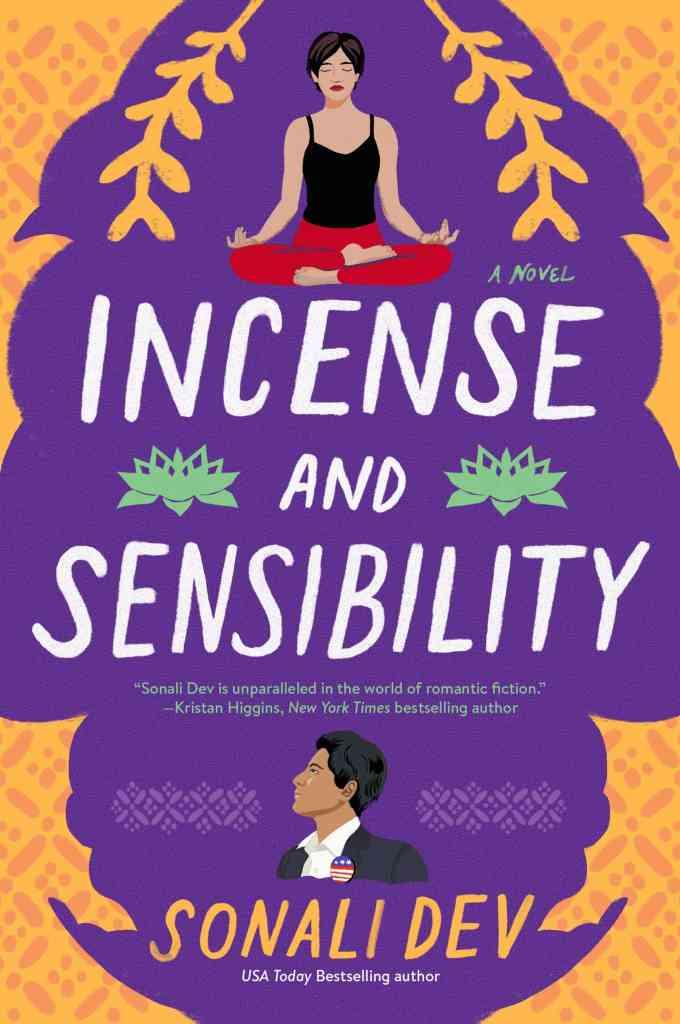 Incense and Sensibility:A Novel Sonali Dev