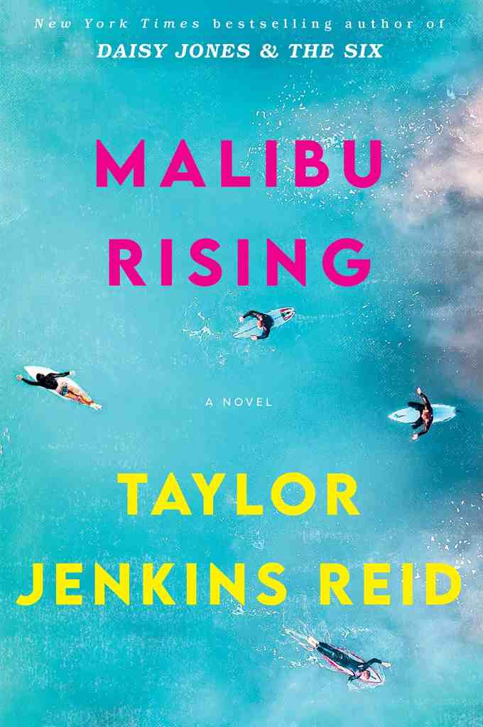 Malibu Rising:A Novel Taylor Jenkins Reid