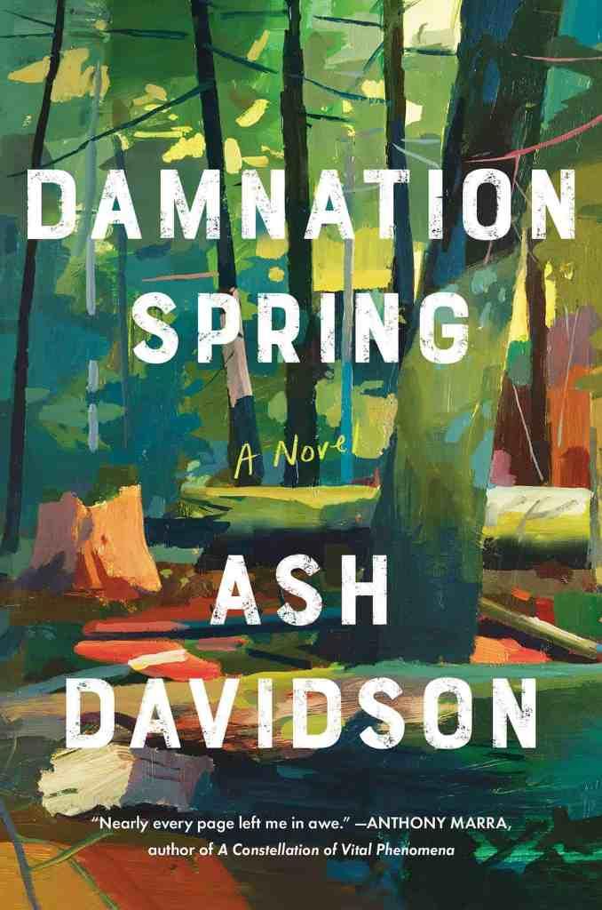 Damnation Spring Ash Davidson