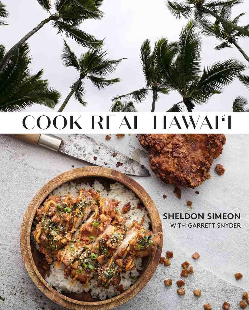 Cook Real Hawai'i Sheldon Simeon, Garrett Snyder