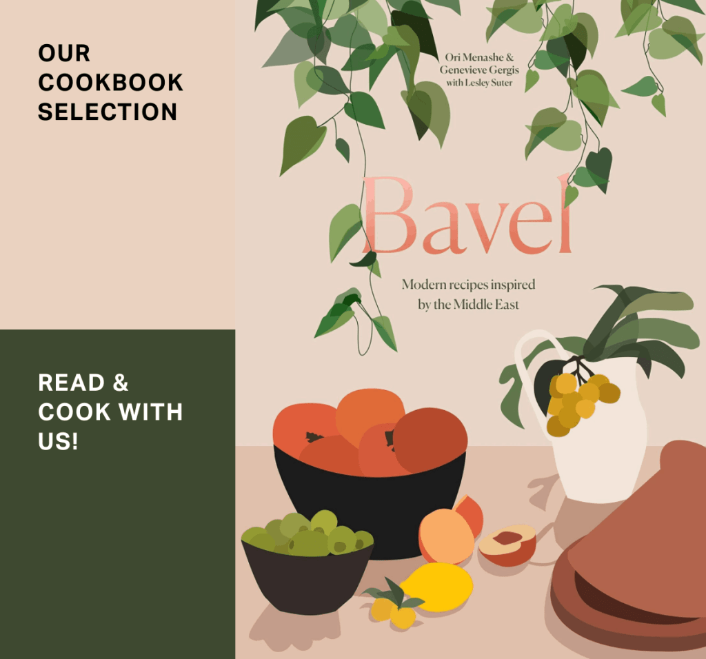 Bavel:Modern Recipes Inspired by the Middle East Ori Menashe, Genevieve Gergis, Lesley Suter