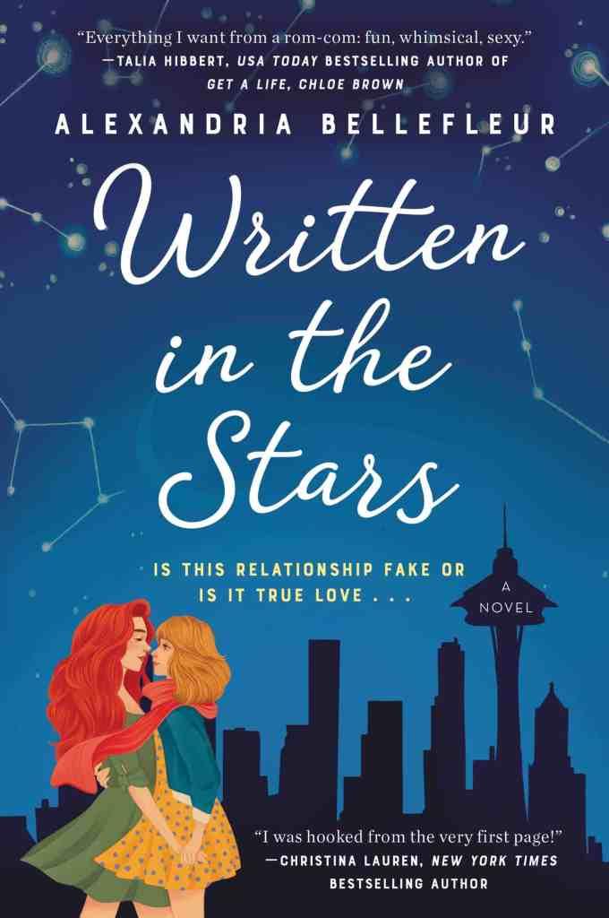 Written in the Starsby Alexandria Bellefleur