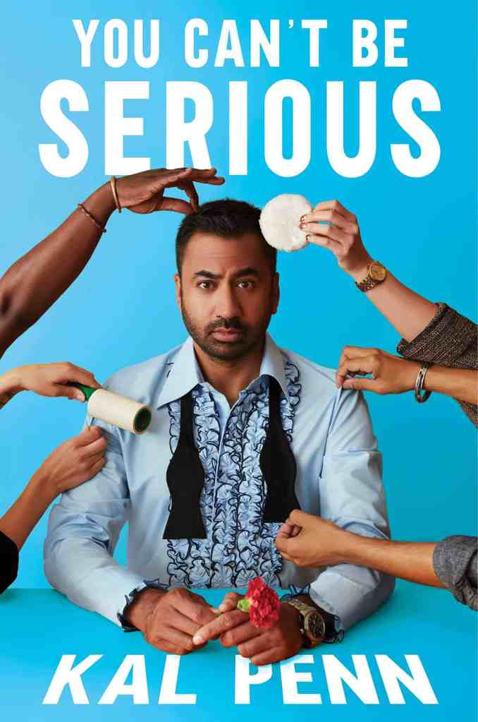 You Can't Be Serious Kal Penn