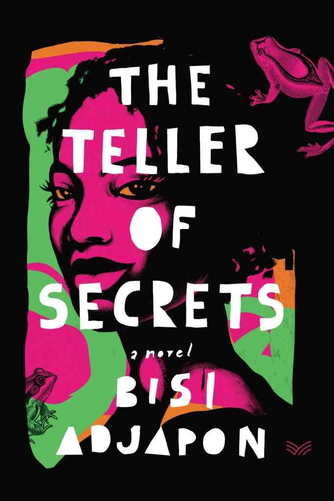 The Teller of Secrets:A Novel Bisi Adjapon