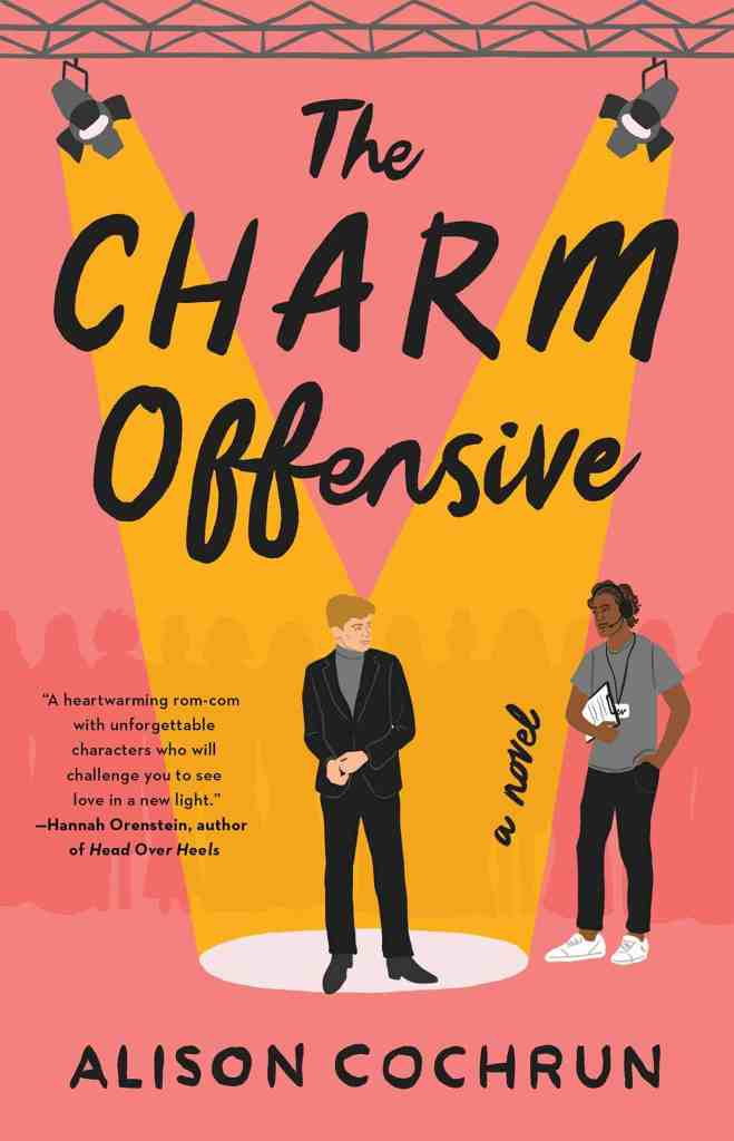 The Charm Offensive:A Novel Alison Cochrun
