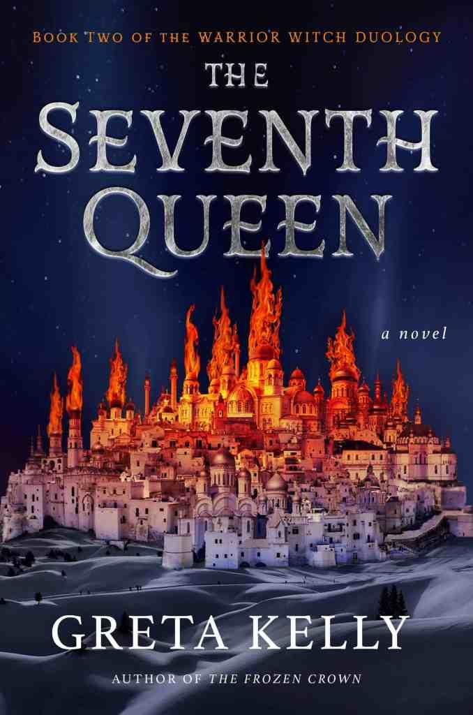 The Seventh Queen:A Novel Greta Kelly