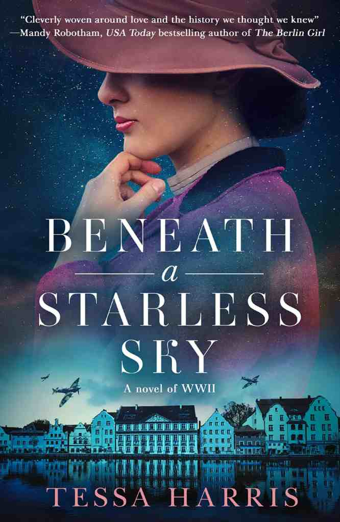 Beneath a Starless Sky Tessa Harris