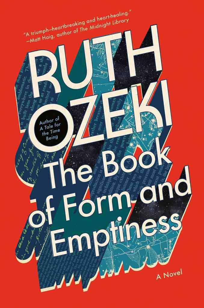 The Book of Form and Emptiness:A Novel Ruth Ozeki