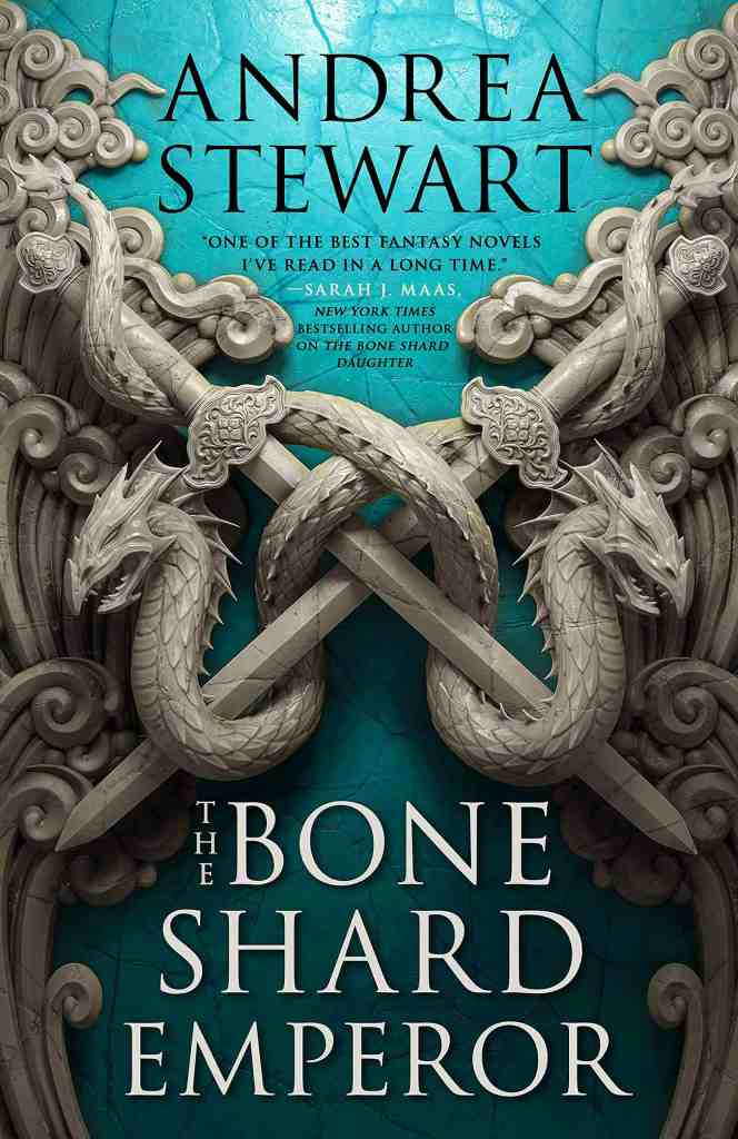 The Bone Shard Emperor Andrea Stewart