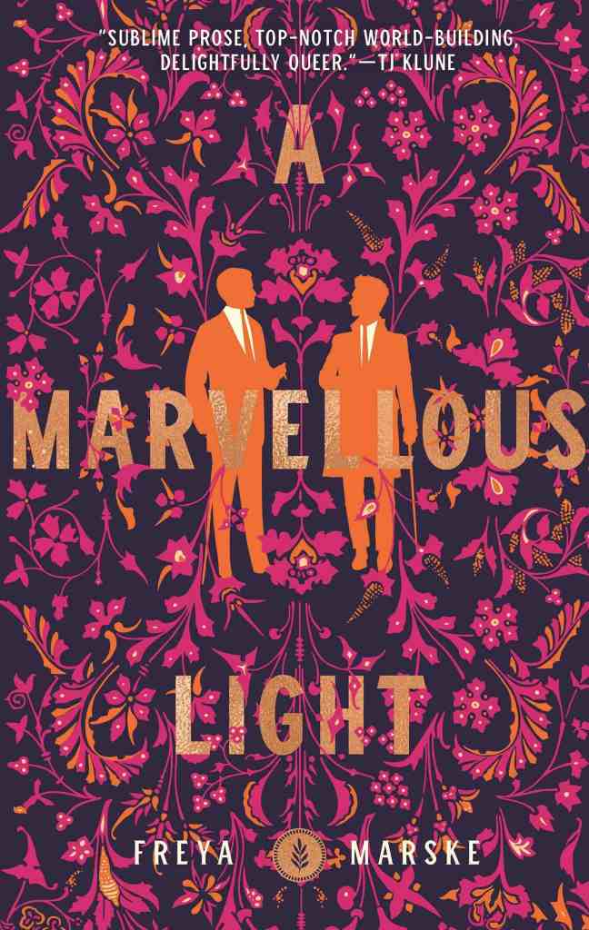 A Marvellous Light Freya Marske
