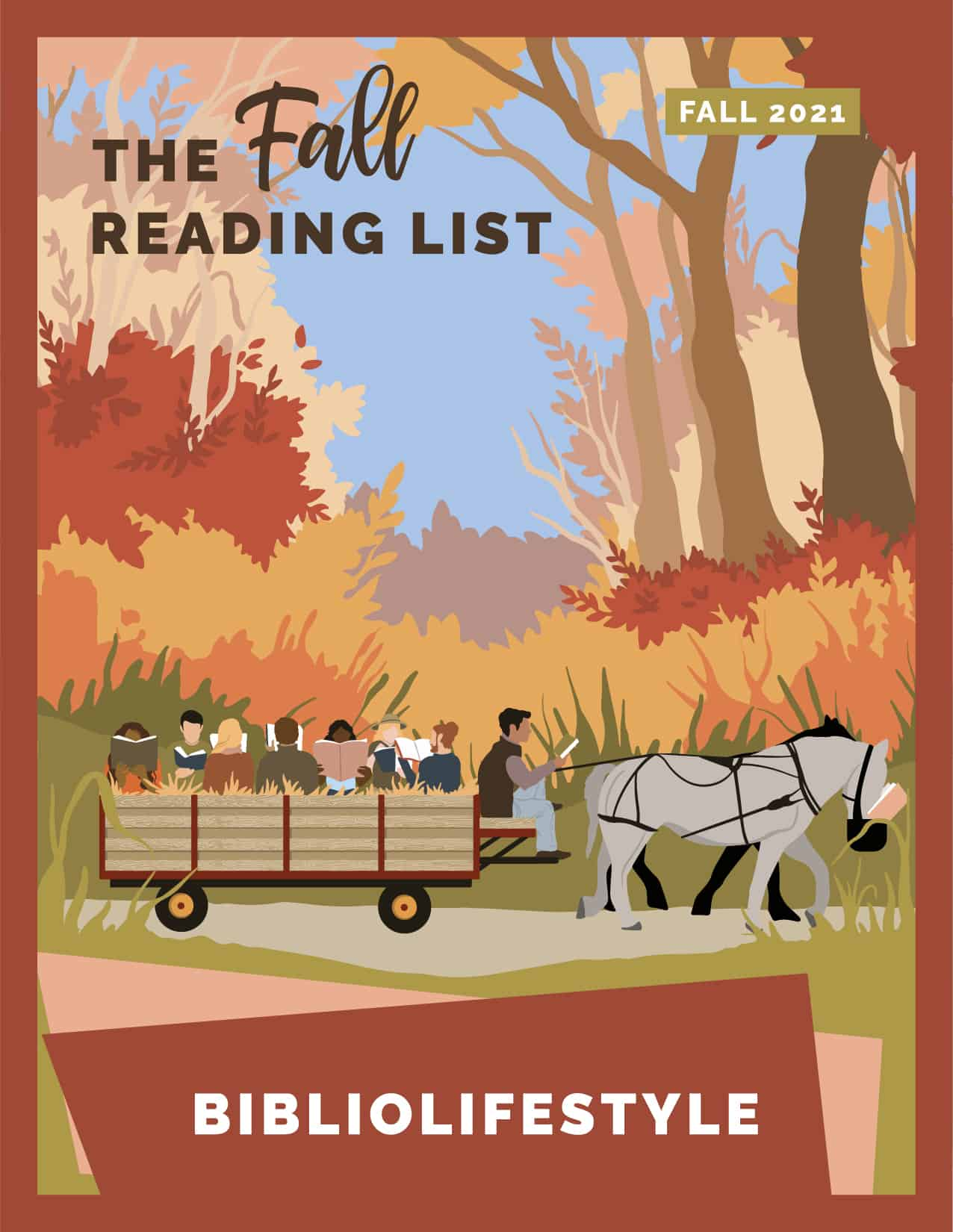 BiblioLifestyle 2021 Fall Reading Guide