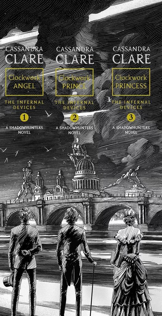 The Infernal Devices Quotes Wallpaper Book Cover Battle The Infernal Devices By Cassandra