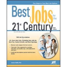 BEST JOBS FOR 21ST CENTURY