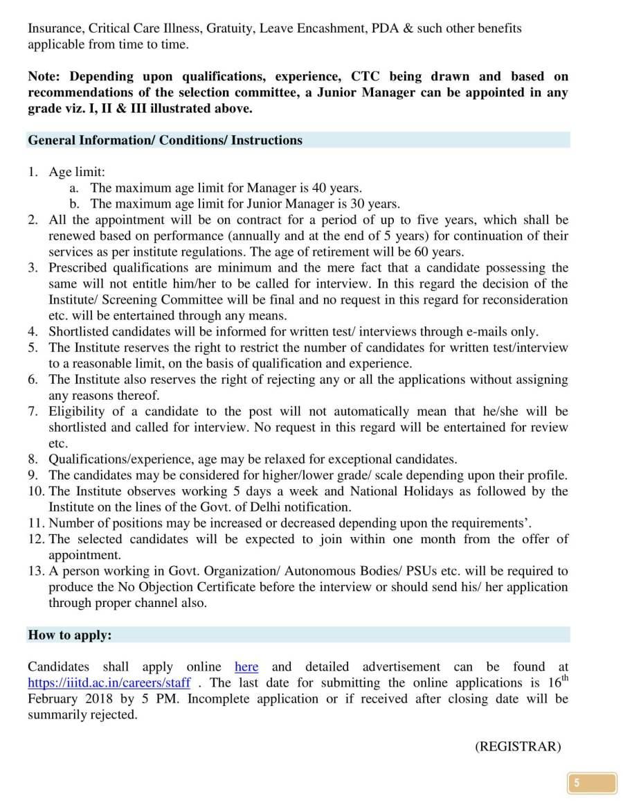 various positions at IIITD-adv-06-2017-jan18-5.jpg