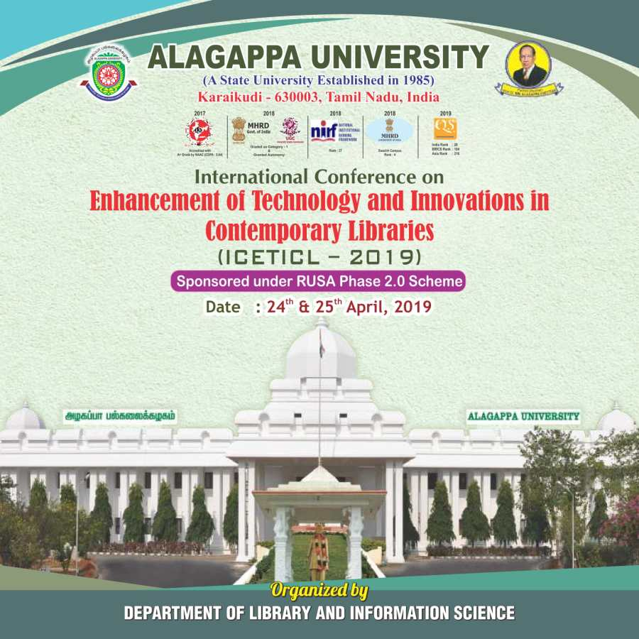 "Two-Day International Conference on ""Enhancement of Technology and"