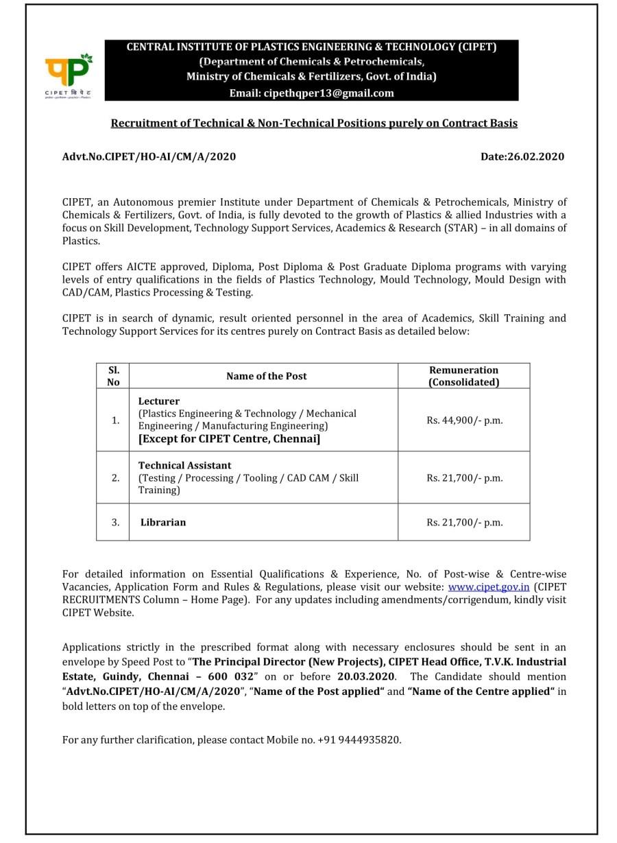 Advertisement_No.CIPET-HO-AI-CM-A-2020-CSTS-1