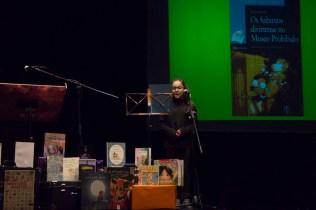 Neira Vila na Feira do Libro 2013 en Rianxo-10