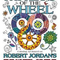 Spotlight and Giveaway: Patterns of the Wheel: Coloring Art Based on Robert Jordan's The Wheel of Time