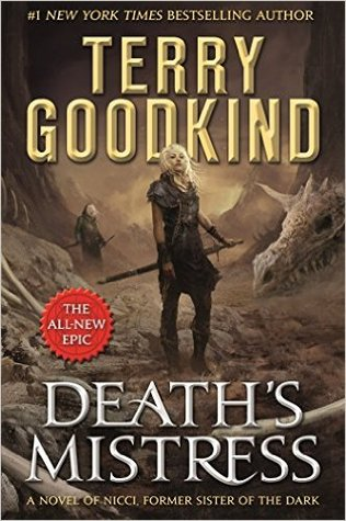 Book Review: Death's Mistress by Terry Goodkind