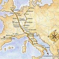 FrancigenaLibrari: un portale del MIBAC dedicato alla valorizzazione degli itinerari storici, culturali e religiosi