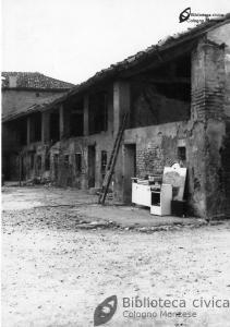 """La """"curt del Riguldin"""" 1970-1980"""