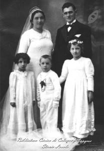 Matrimonio anni '20
