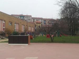 Parco giochiV C Scuola primaria Foscolo Pacchetto scuola 2014/15