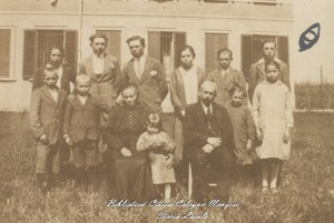 Foto di famiglia, 1923