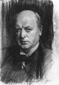 Retrato de Henry James