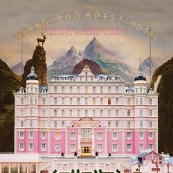 Alexandre Desplat - The Grand Budapest Hotel