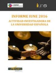 Informe_IUNE_2016