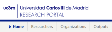 UC3M_Research_Portal
