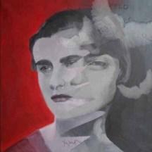 Marga Gil Roësset. Gracia Bondía