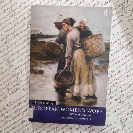 El trabajo y la mujer en Europa