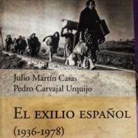 Libro sobre el exilio español del 36