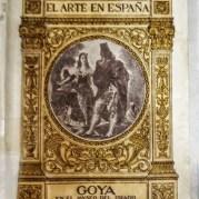 Guía del Museo del Prado sobre los tapices de Goya (1940)